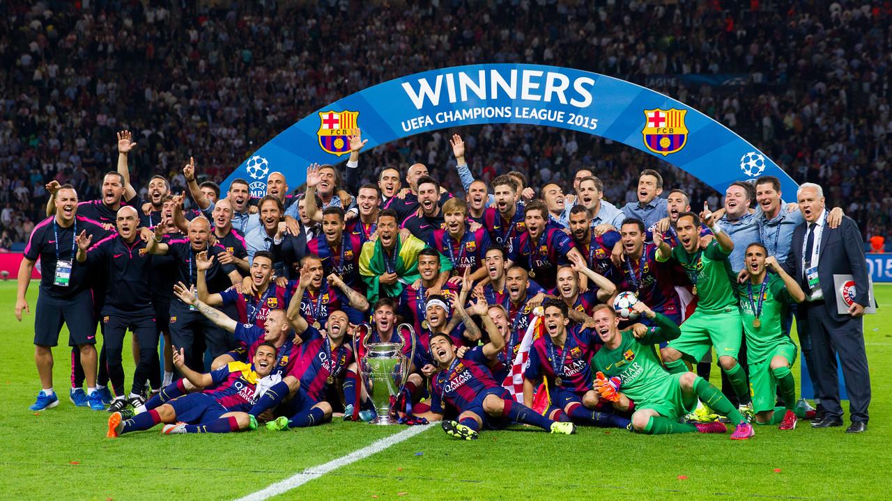 Futbol, Champions League: Junio trajo al monarca de Europa