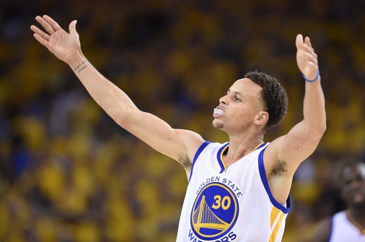 Basketball, NBA: Curry quiere a todos sus Warriors en el All Star