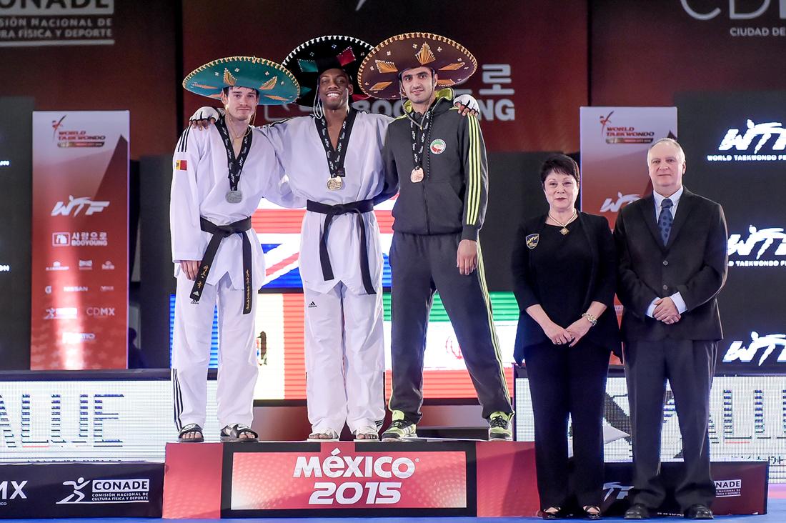 Contacto, Taekwondo: México tiene 3 boletos para Río 2016