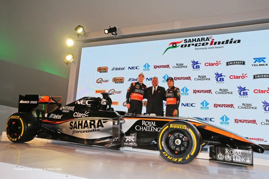 Automovilismo, Fórmula 1: Force India, trabajo, no sueños
