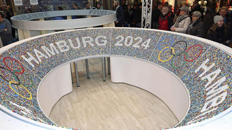 Juegos Olímpicos, Candidaturas: Hamburgo se retira de la carrera 2024