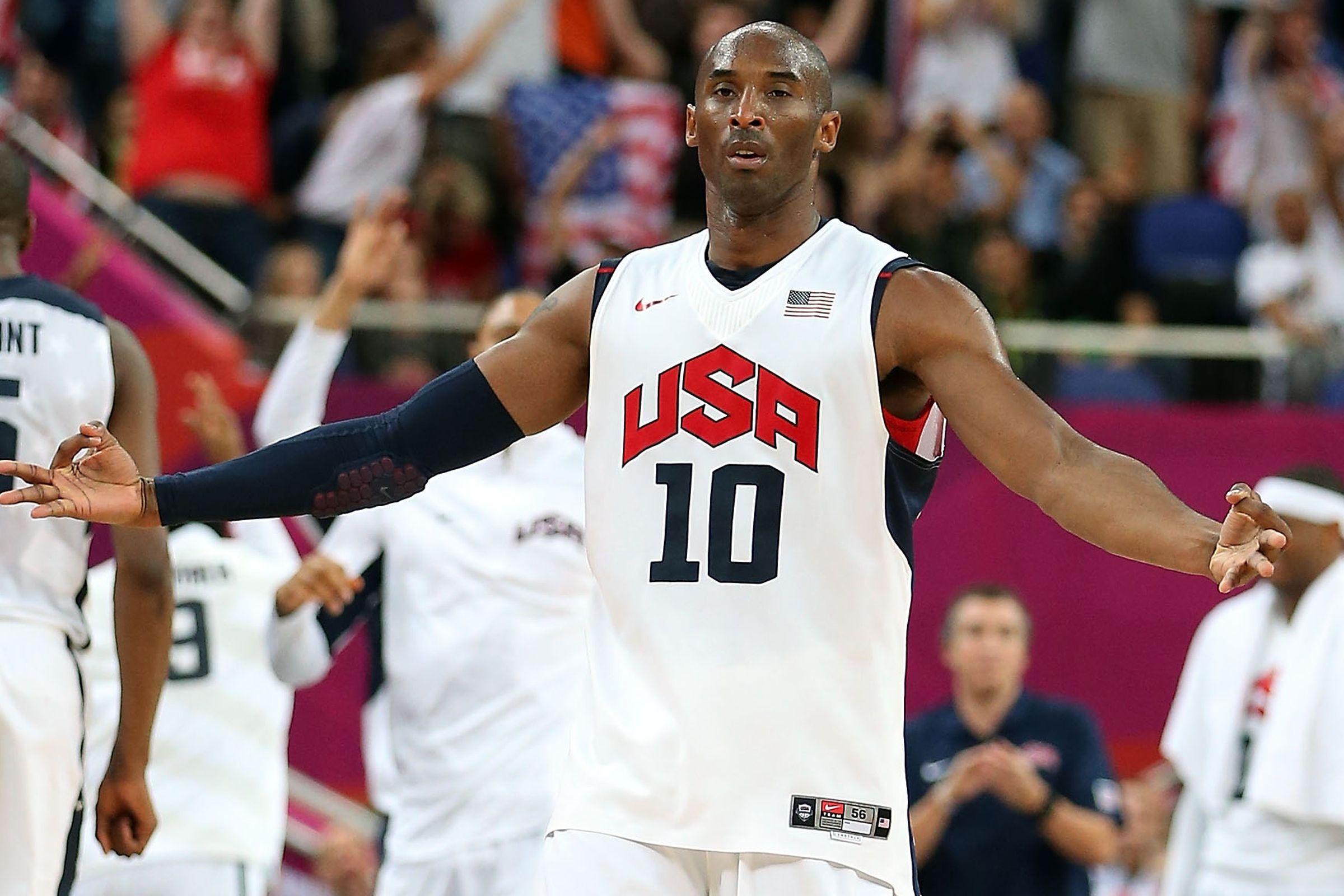 Basketball, NBA: Kobe a Río 2016 ¿ Sí o no?