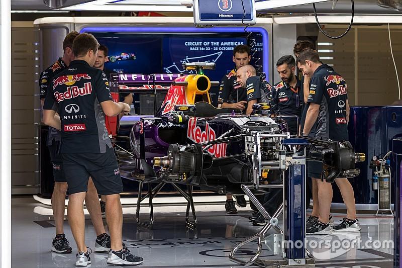 Automovilismo, Fórmula 1: Red Bull evoluciona su motor