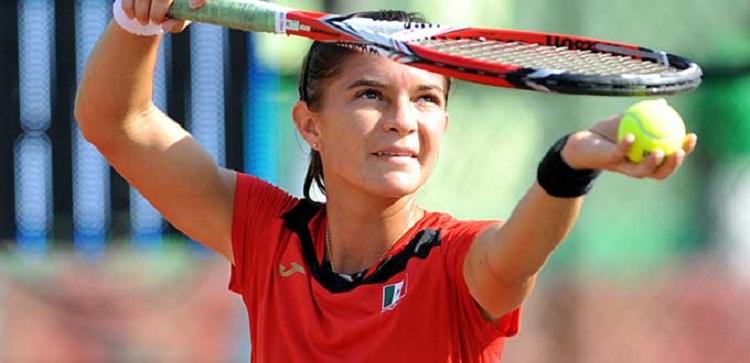 Tenis, WTA: Mexicana jugará el Grand Slam en Australia