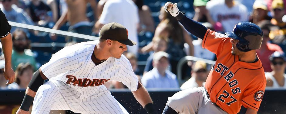Baseball, MLB: Astros y Padres a la mexicana