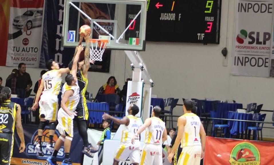 Baloncesto, LNBP: Santos se queda con manos vacías ante Fuerza Regia