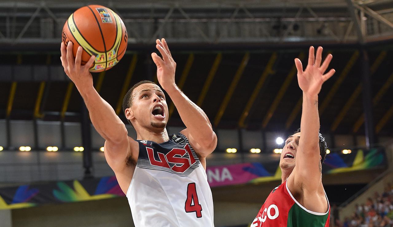 Baloncesto, FIBA: Río 2016, un sueño hecho realidad: Curry