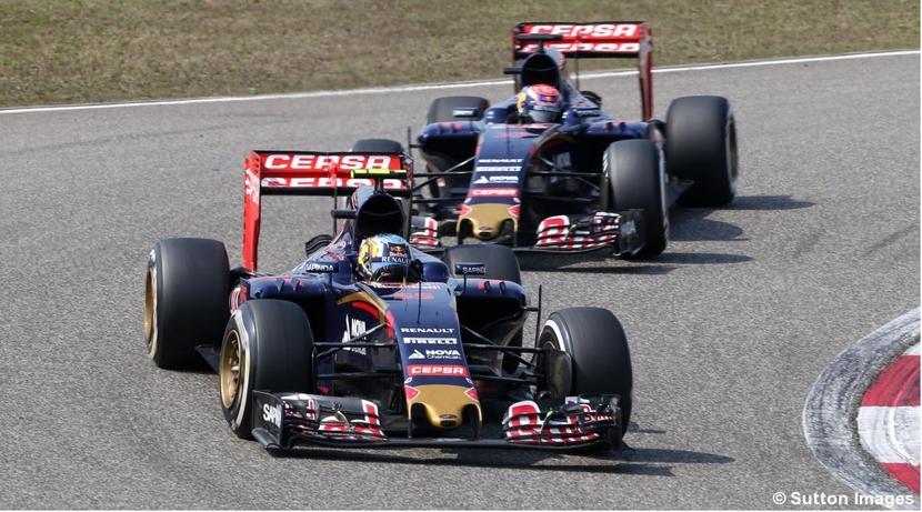Automovilismo, Fórmula 1: Ferrari metera mano en Toro Rosso