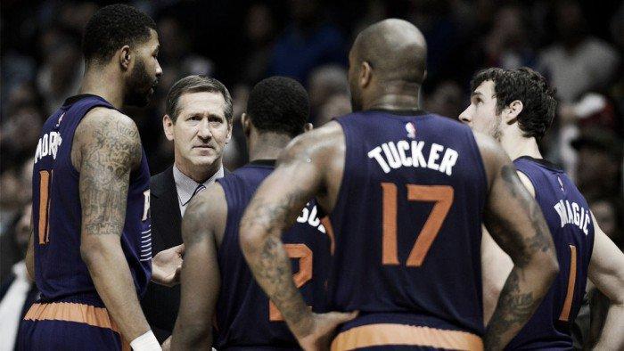 Basketball, NBA: Malos resultados cobran factura en Suns