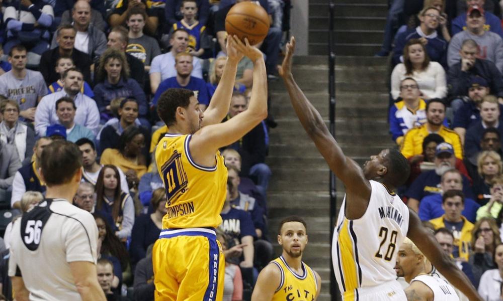 Basketball, NBA: Golden State va por las 33 victorias de Los Lakers del 71