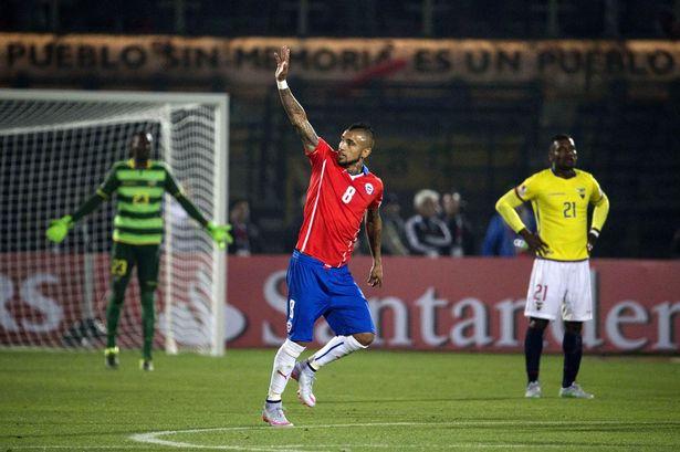 Futbol: Vidal asegura que México estará entre los mejores de la Copa América