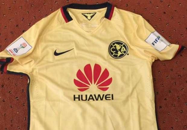 Futbol: América tendrá camiseta con un solo patrocinador para el Mundial de Clubes