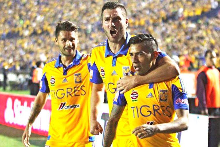 Futbol: Tigres superó de principio a fin en la ida de la final a los Pumas