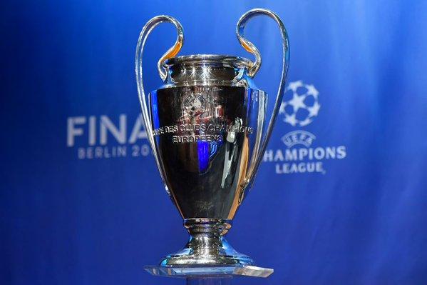 Futbol: Listos los 16 equipos invitados a los Octavos de la Champions
