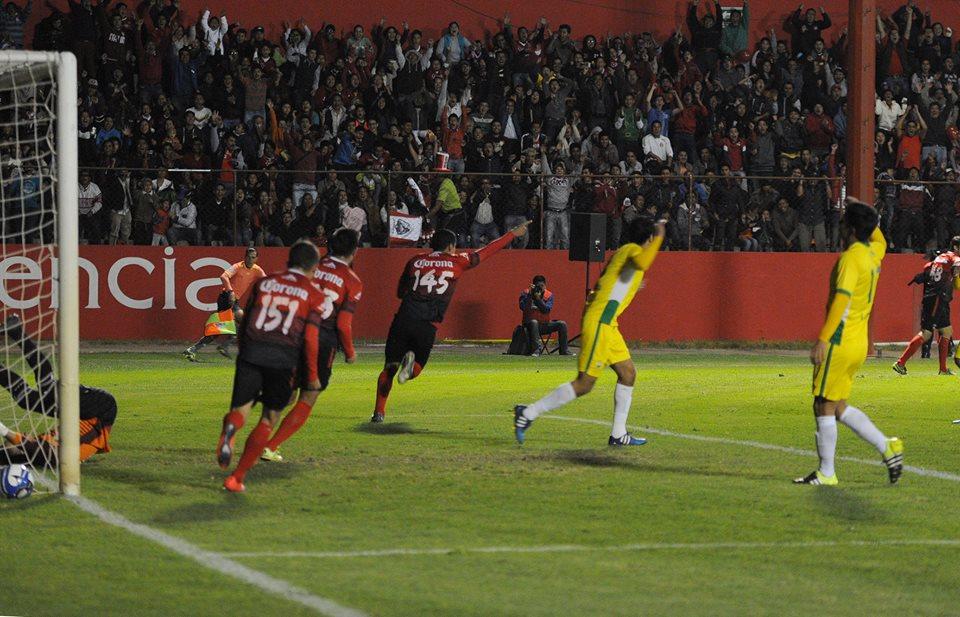 Futbol: Coyotes de Tlaxcala elimina al campeón de Segunda y se mete a la final