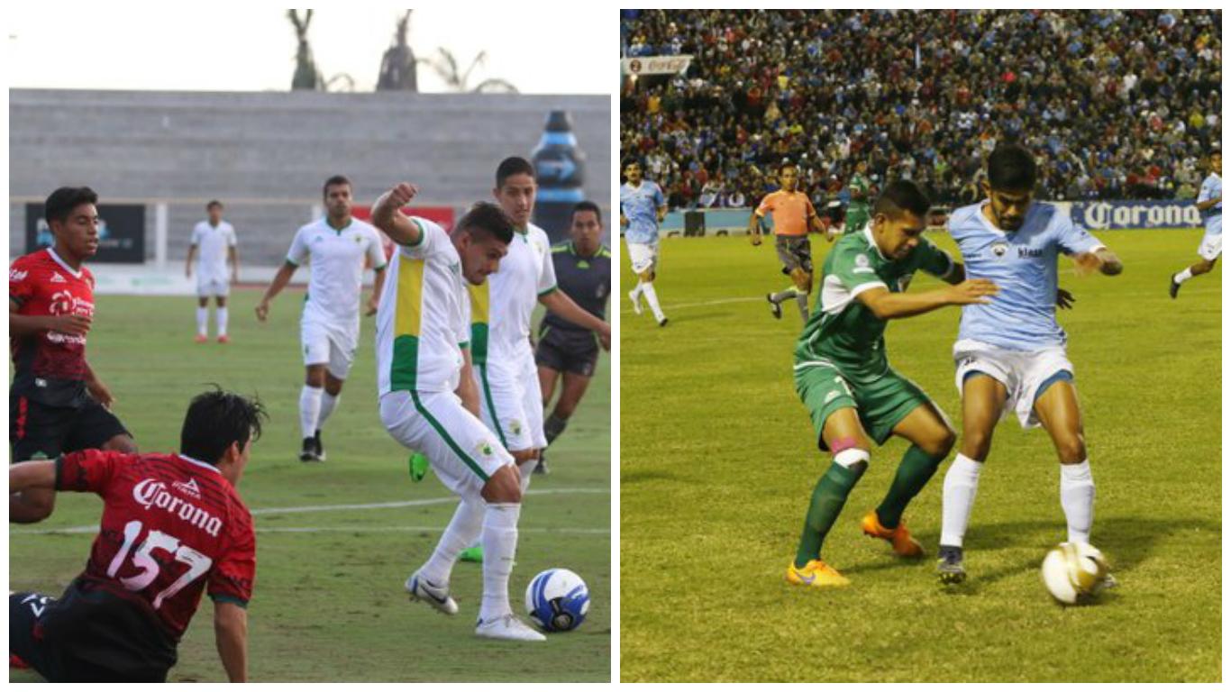 Futbol: Se definirán los finalistas de Liga Premier en Segunda División