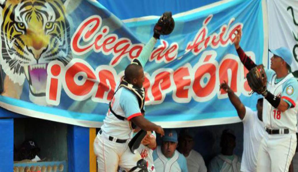 Beisbol, SC: Ciego de Ávila listo para la S Caribe