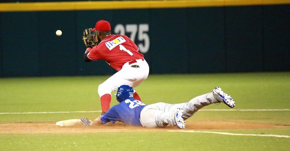 Baseball, LBPRC: Triunfo sensacional de Caguas