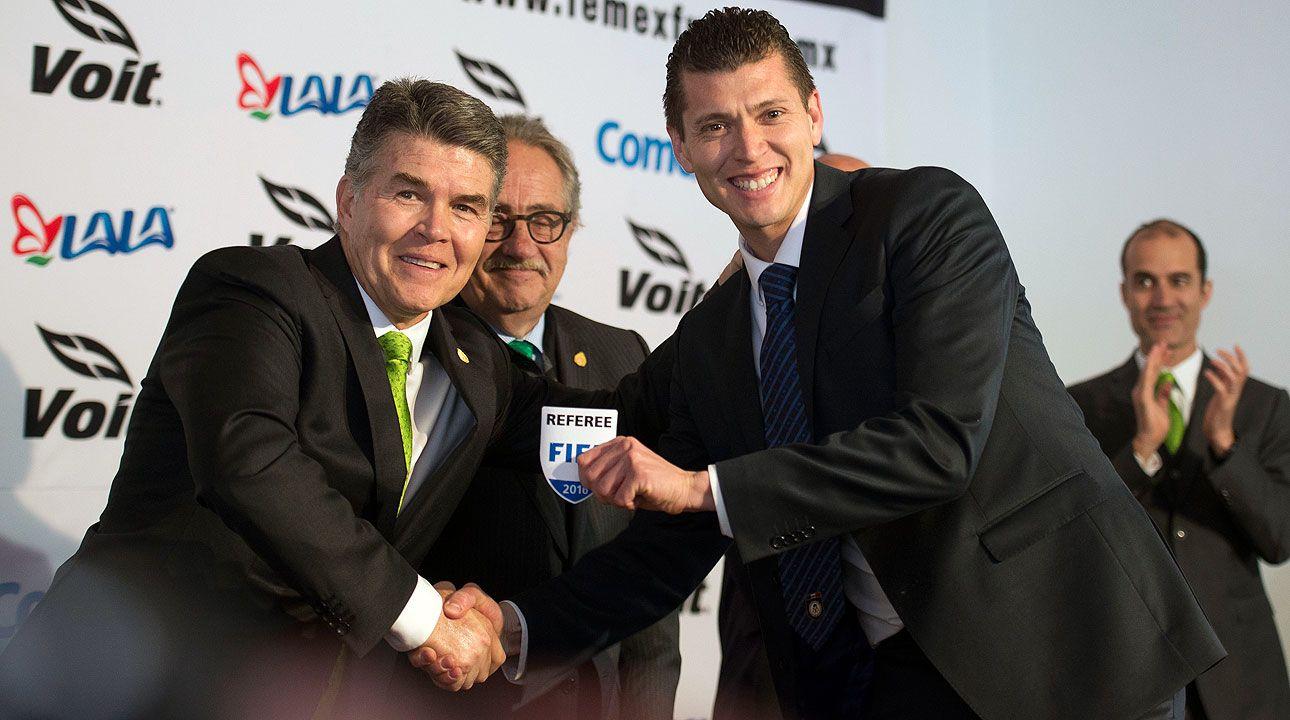 Futbol, Liga MX: Miguel Ramos Rizo analiza los árbitros de la Jornada 2
