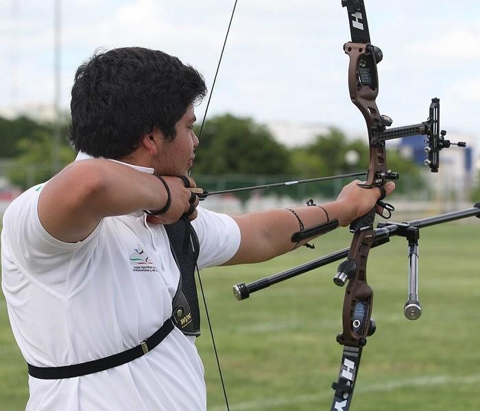 Tiro con arco, CONADE: Humberto Arellano apunta al bicampeonato