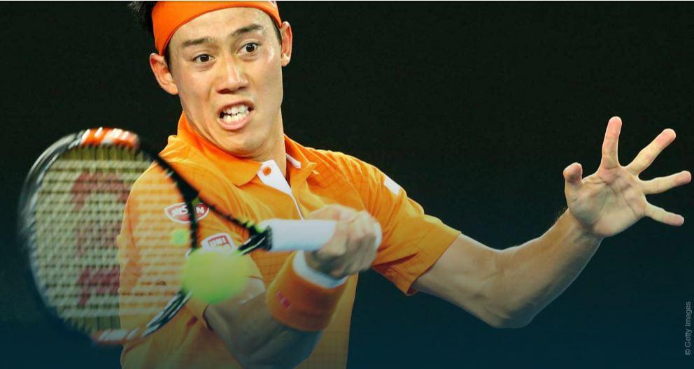 Tenis, ATP: Kei Nishikori avanza a la segunda semana del Abierto de Australia