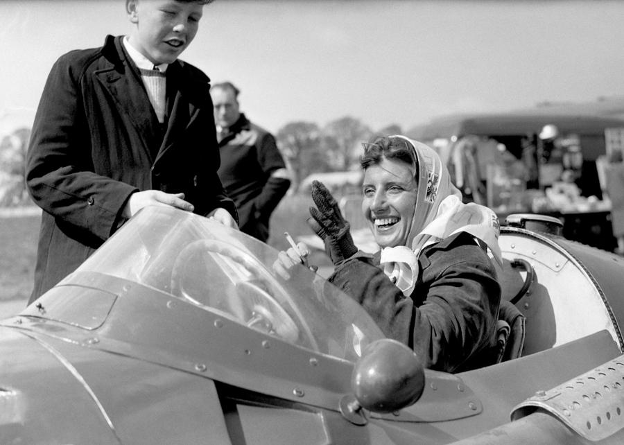 Automovilismo, Fórmula 1: Fallece primer mujer piloto de la Gran Carpa