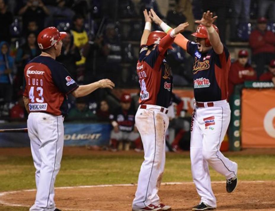 Beisbol, LMP: Mayos en superlativo empata serie