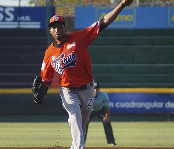 Beisbol, LMB: Rafael Pérez llega a Cancún
