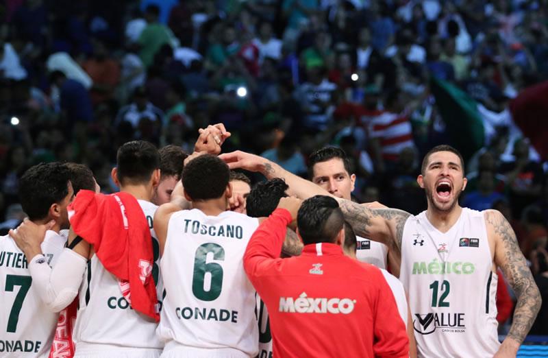 Baloncesto, FIBA: De último minuto, se termina la sanción para México