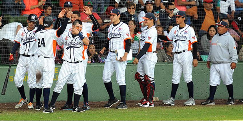 Beisbol, LIM: Petroleros y Diablos al 7mo