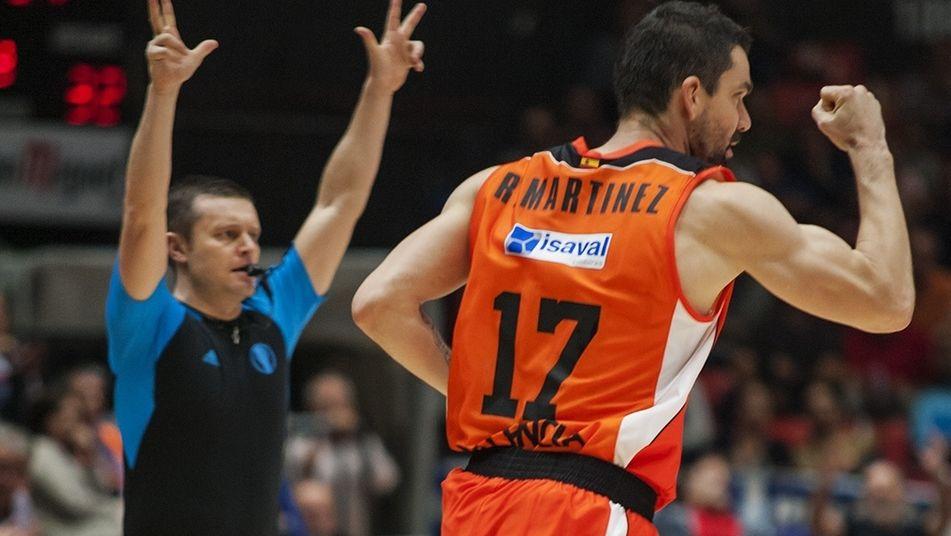 Baloncesto, ACB: Valencia sigue intratable en la ACB