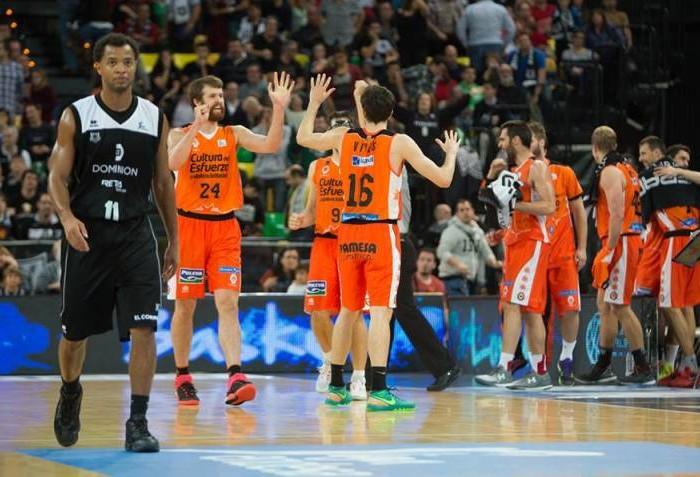 Baloncesto, ACB: Valencia no para el show para el 18-0