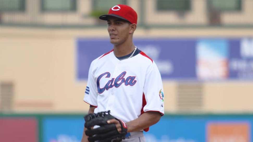 Baseball, MLB: Dodgers pacta con Yaisel Sierra