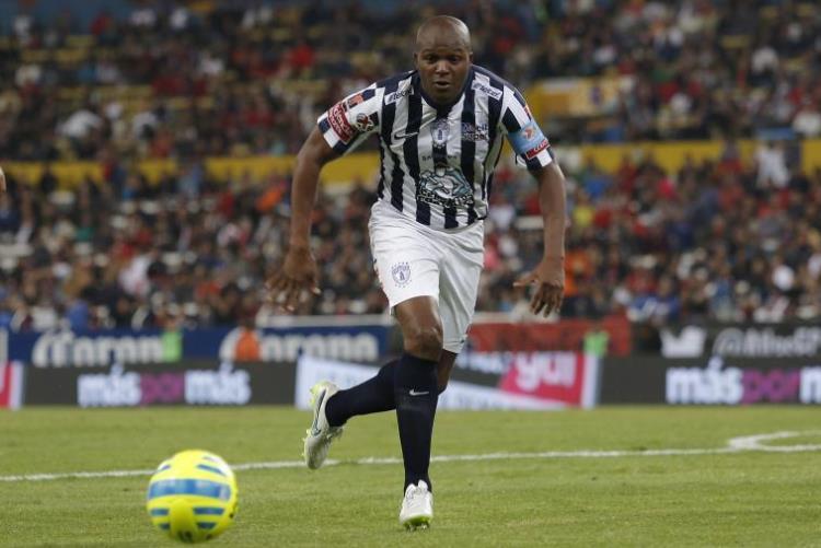 Futbol: Aquivaldo Mosquera regresa al futbol mexicano y jugará en la Liga MX