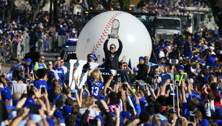 Baseball, MLB: Los Royals son los Reyes