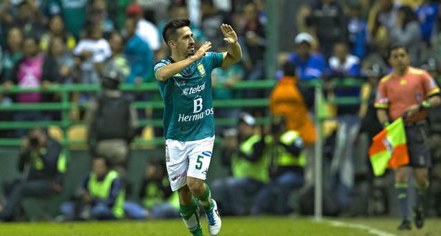 Futbol: León se impone a Cruz Azul en un partido lleno de goles