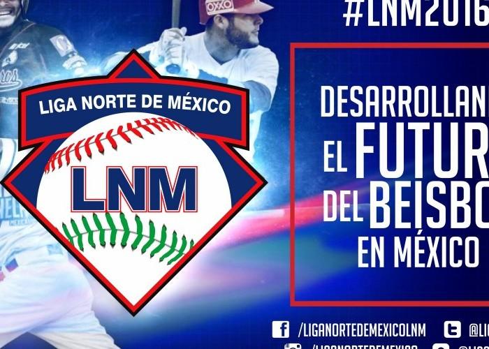 Beisbol, LNM: Presentan la Liga Norte de México