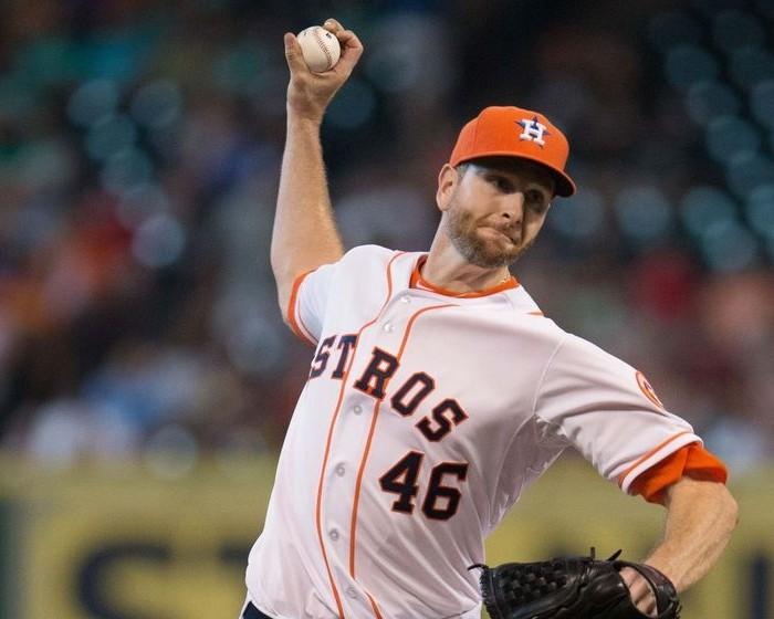 Baseball, MLB: Feldman con todo después de la lesión