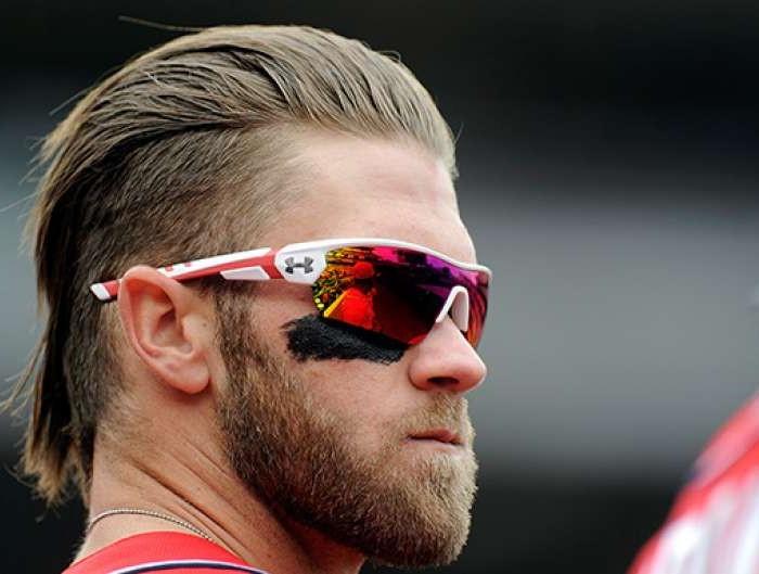 Beisbol, MLB: Bryce Harper sabe su valor