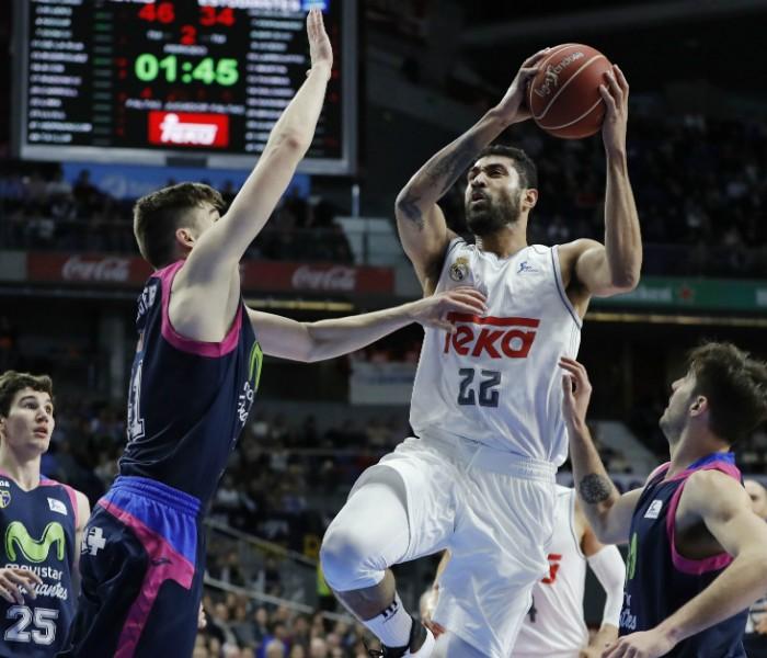 Baloncesto, ACB: Madrid suma una nueva vicoria