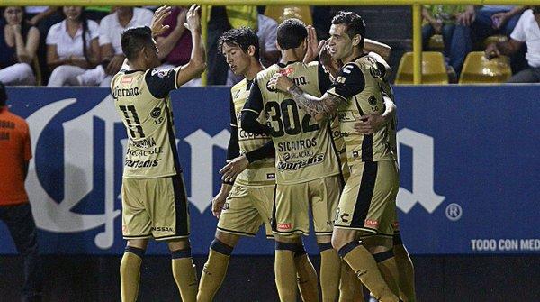 Futbol, Copa MX: Dorados consigue su primer triunfo del 2016