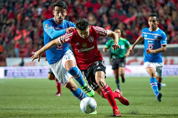 Liga BBVA Mx Tijuana vs Cruz Azul Minuto a Minuto