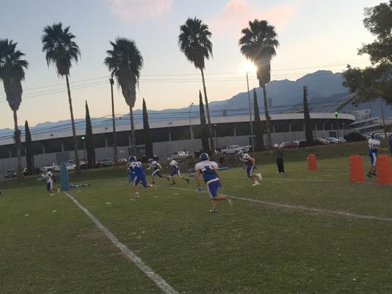 Fútbol Americano, CONADEIP; Borregos Prepa Tec listos para la semifinal.