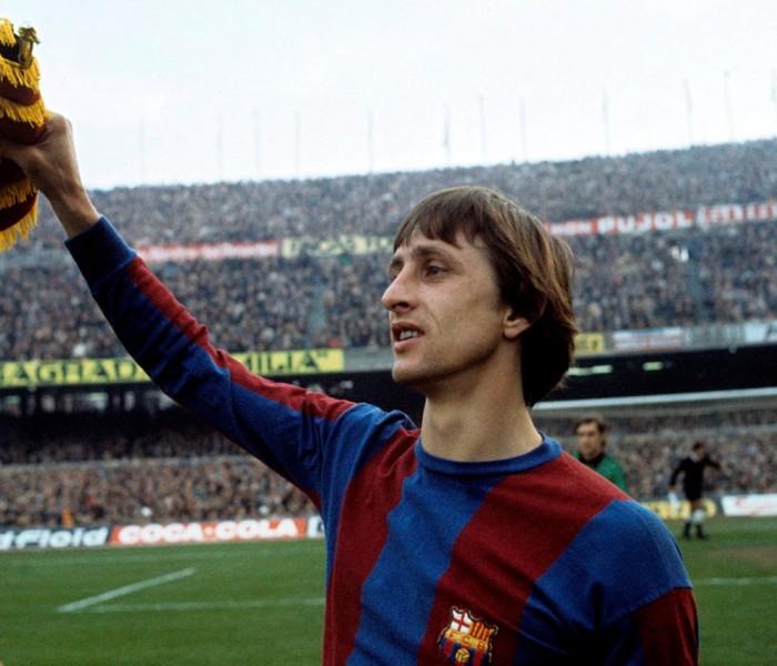 Fútbol, FIFA, Se nos va otro grande: Johan Cruyff