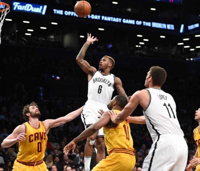 Basketball, NBA: Nets sorprenden a Cavs