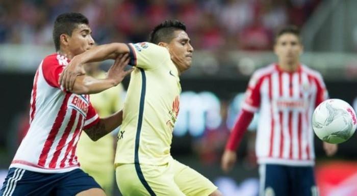 Futbol: Polémico arbitraje en el Clásico Nacional, América sale victorioso ante Guadalajara