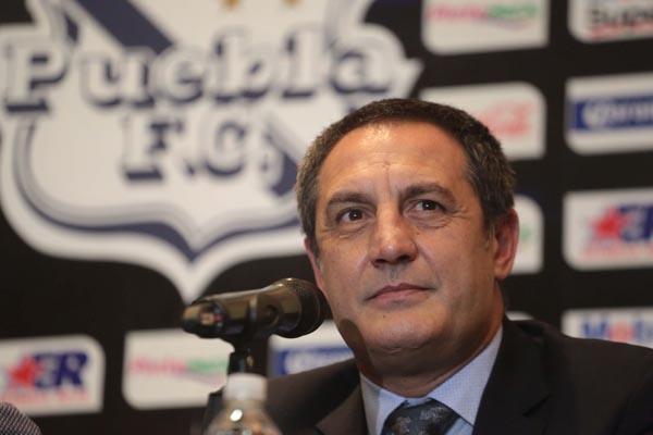 Futbol: Marini con solo una tarea en Morelia, salvarlos del descenso