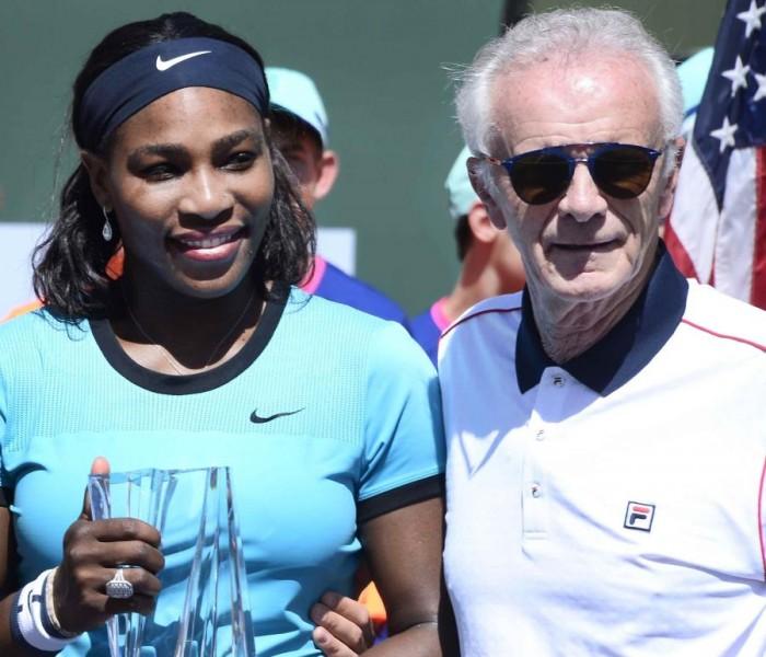 Tenis, Indian Wells: Director de torneo de Tenis renuncia
