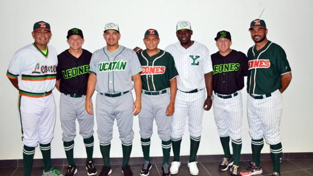 Béisbol, LMB: Leones presenta a su equipo para temporada 2016