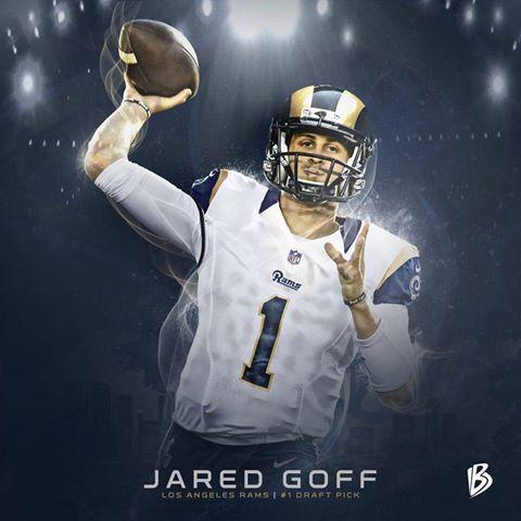 Fútbol Americano, NFL; Jared Goff y Carson Wentz primeros dos selecciones